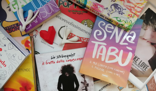 pagine di educazione sentimentale, sessuale e civica