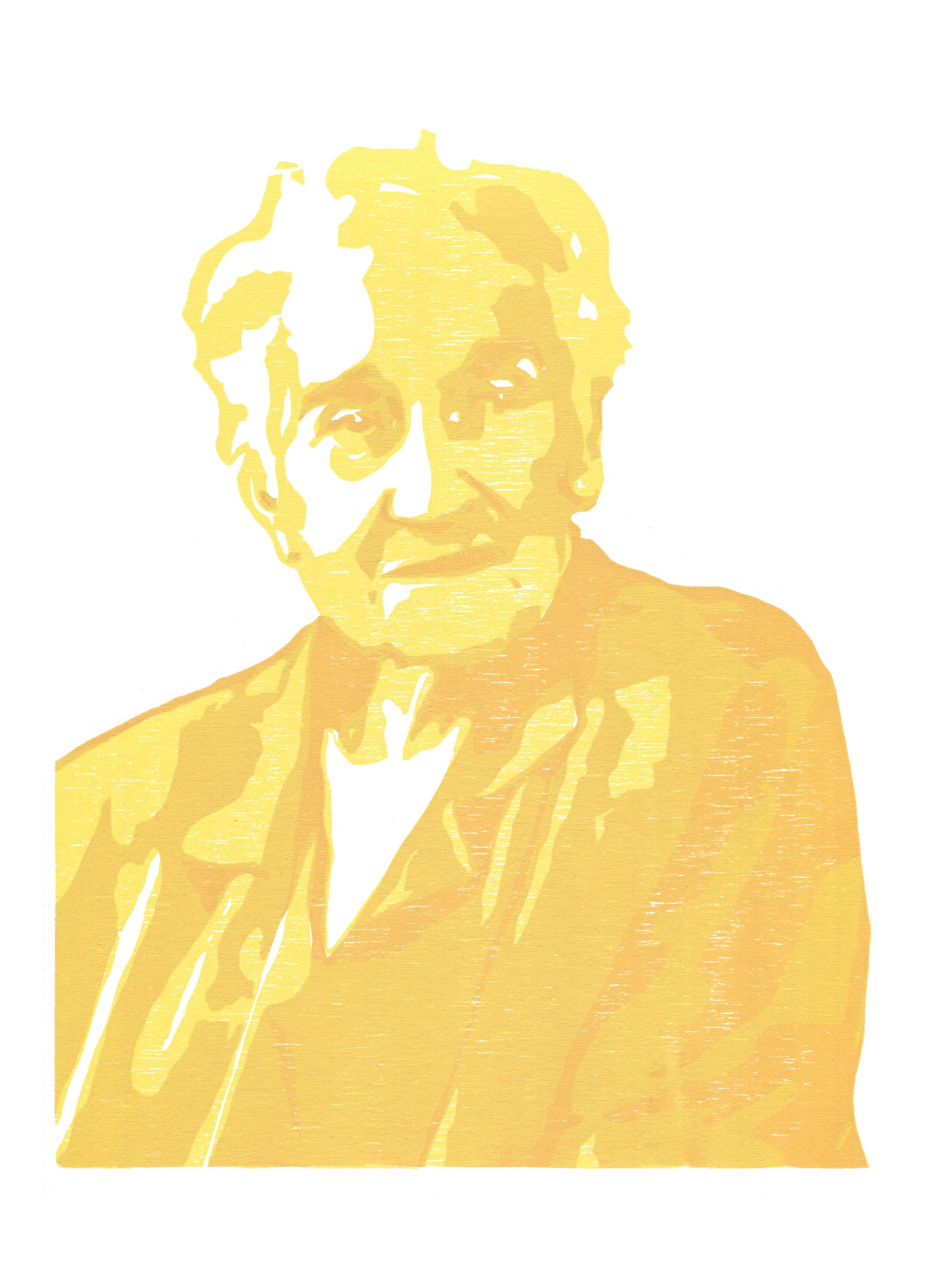 xilografia di Barbara Donati